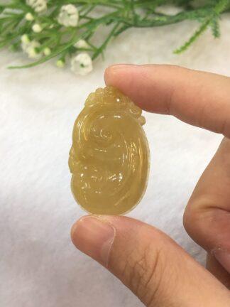 honey jade ruyi