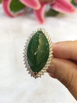 imperial green jade